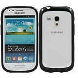 Nueva carcasa en silicona para Samsung Galaxy S3 mini i8190 con efecto Diamante, TPU etc. Muchos diseños disponibles!