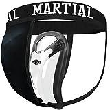 MARTIAL Tiefschutz mit 2 Cup-Größen für perfekten Sitz! Genital-Schutz mit