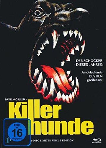 Killerhunde - Uncut/Mediabook  (+ DVD) [Blu-ray] [Limited Edition] Sterling Server