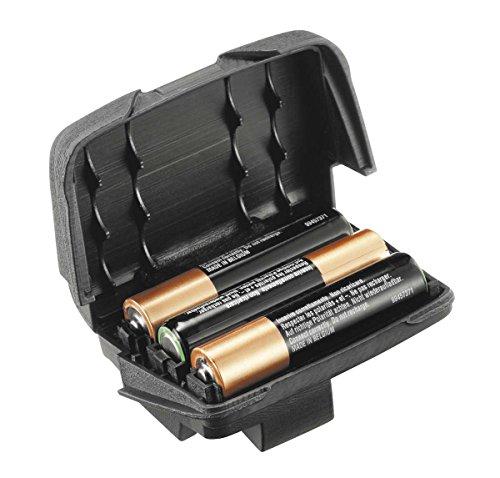Petzl E92300Chargeur pour 3 batteries AAA, intérieur noir