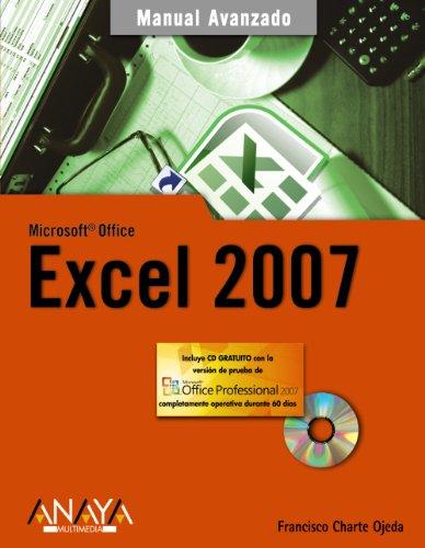 Excel 2007 (Manuales Avanzados)