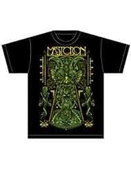 Collector's Mine Mastodon-Devil On Black - T-shirt - Homme