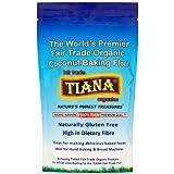 Tiana Farine Bio à la Noix de Coco Issue du Commerce Équitable 500g