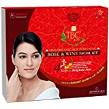 TBC By Nature Pro Organic Age Diffusing Rose and Wine Facial Kit, 400g