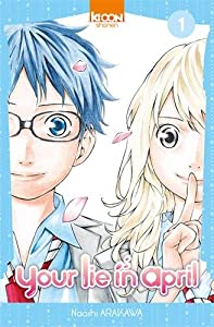 Your Lie in April Edition simple Tome 1