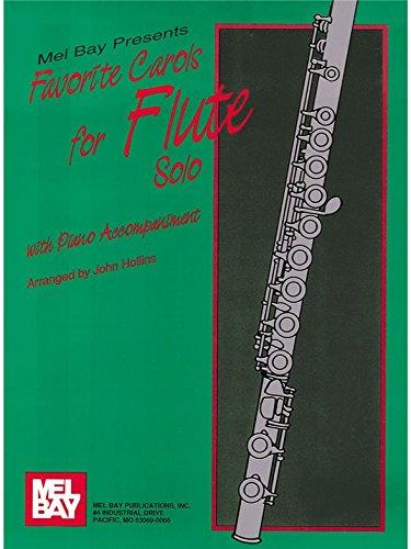 favorite-carols-for-flute-solo-partitions-pour-flte-traversire