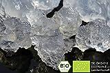 Bio Kefir/Wasserkefir Getränk mit aktiven Japankristallen für zunächst 500ml Kefir-Getränk [ DIE KRISTALLE WACHSEN UND KÖNNEN IMMER WIEDER VERWENDET WERDEN)