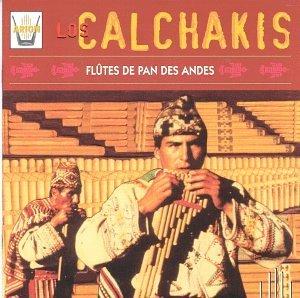 Flutes De Pan Des Andes by Panfloete