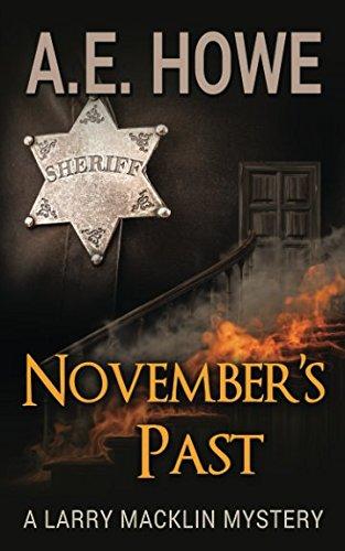 November's Past (Larry Macklin Mysteries)