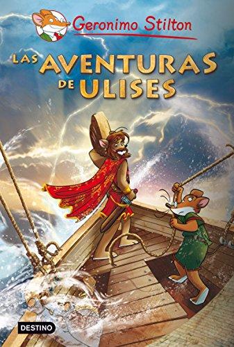 Las aventuras de Ulises: Grandes Historias eBook: Stilton ...