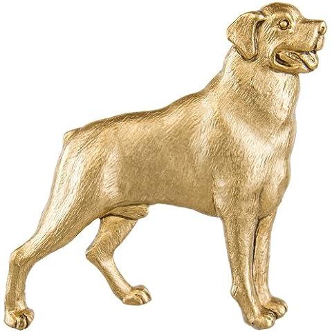 Animal World-Labrador Retriever con supporto in metallo,