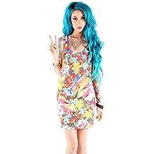 Iron Fist Hellwain Holiday Mini Dress multi coloured