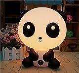 DAXGD Lampe de chevet Lampe d'ambiance Lampe de réveil Lumière douce pour enfant...