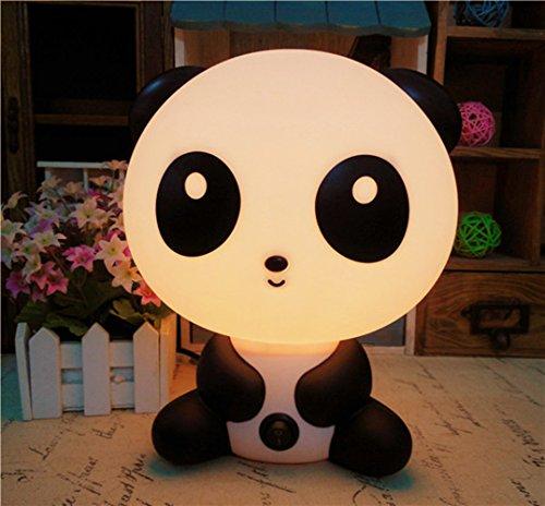 Panda Passt - DAXGD Nachttischleuchte Umgebungslicht Wecklicht Weiches Licht