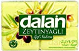 "DALAN ""Olivenöl Seife"" Reine Seife 4x150 Gramm (600 Gramm)"