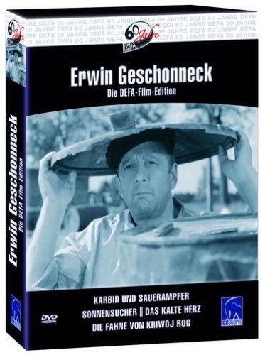 Preisvergleich Produktbild Erwin Geschonneck - Die DEFA-Film-Edition (4 DVDs)