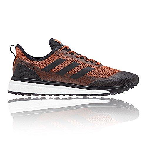 adidas Response Trail, Scarpe Running Uomo Arancione (Orange)