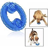 Cisixin Juguete Mordedor para Perro,Arctic Freeze Fetch Chew Juguete por Hugs Mascota Productos