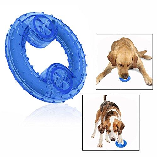 Cisixin Hunde Kauspielzeug,Kühlender Kauknochen für L… | 00786391504388