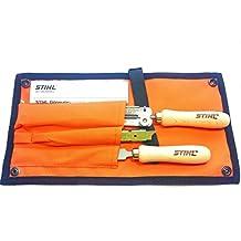 Stihl 5605 007 1029 - Kit de afilado para cadena de 1 cm