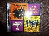 CD.THE SUNSHINE COMPANY. 67/68. SUP POP PSYCHE US. MAMAS/.PEANUT/ REMASTERS