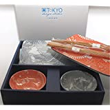 Tokyo Design Studio, Sushi Set 6- pcs., Japón