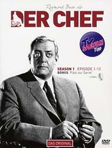 Der Chef - Staffel 1 Volume 1 (4 DVDs)