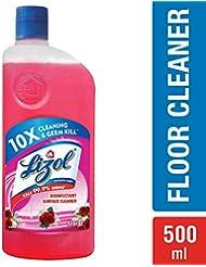 Lizol Disinfectant Floor Cleaner Floral - 500 ml