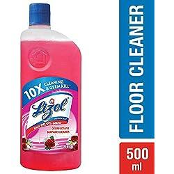 Lizol Disinfectant Floor Cleaner Floral 500ml
