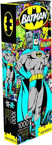 Dc Comics Batman Retro 1000 Pc Slim Jigsaw Puzzle