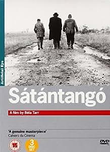 Satantango [Bela Tarr] (3 Dvd) [Edizione: Regno Unito] [Edizione: Regno Unito]