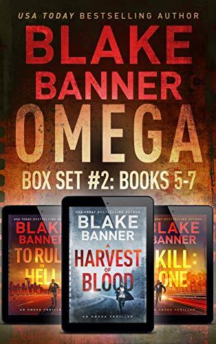 Omega Series Box Set 2: Books 5-7 (English Edition) par Blake Banner