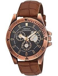 Oreca Analogue Black Dial Men's Watch -gt9002