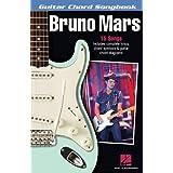 Bruno Mars: Guitar Chord Songbook (Guitar Chord Songbooks) by Bruno Mars (15-Jun-2014) Paperback