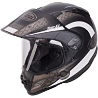 Arai Tour-X 4Dual Sport Aventure–Casco per Moto Coperchio in rete metallica, sabbia