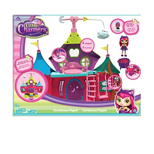 Little Charmers 6028140 – Playset charmhouse