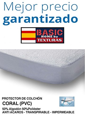basic-home-protector-de-colchon-coralina-impermeable-y-transpirable-150x190-200-23