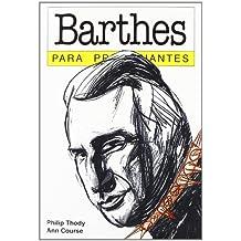 BARTHES PARA PRINCIPIANTES -24-