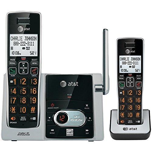 ATT 4 Handset Answering System CID (Cl82413 Att)