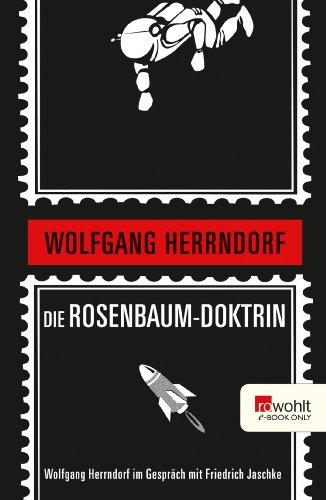 Buchseite und Rezensionen zu 'Die Rosenbaum-Doktrin (Kindle Single)' von Wolfgang Herrndorf