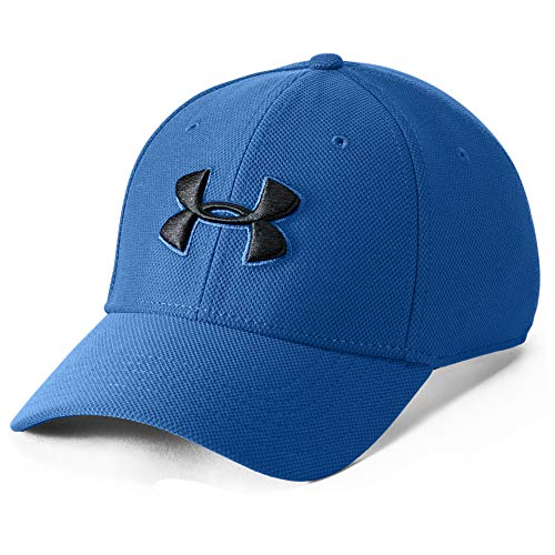 Under Armour Herren Blitzing 3.0 Cap Kappe, Blau (400), L/XL