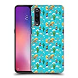 Head Case Designs Ufficiale Rose Khan Cavallo Sud Ovest Modelli Cover Retro Rigida per Xiaomi Mi 9