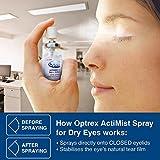 Optrex 2-in-1 ActiMist Dry and Irritated Eye Spray, 10 ml Bild 6