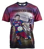 Trikot Barça–Lionel Messi–Offizielle Kollektion FC Barcelona–Erwachsenengröße, für Herren S bunt - mehrfarbig