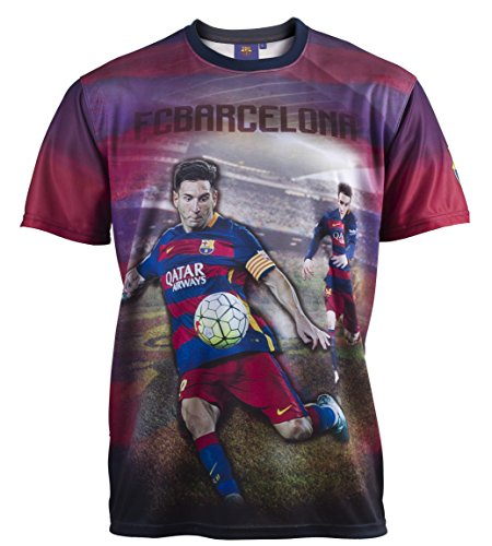 Fc Barcelone Maillot Barça - Lionel MESSI - Collection officielle Taille adulte homme