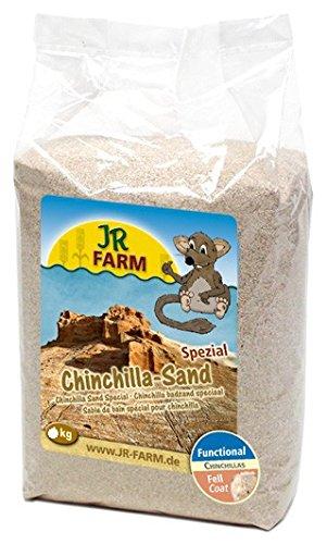 JR Farm Chinchilla-Sand Spezial 1kg -