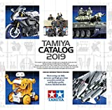 Tamiya - Catálogo para modelismo (plástico, 85 páginas, Modelo de 2019)