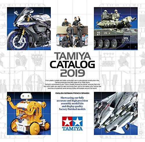 TAMIYA Plastik Modellbau Katalog 85 Seiten 2019