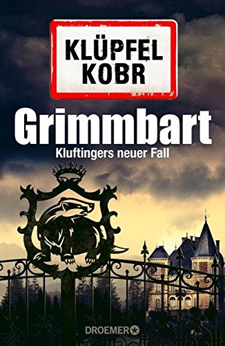 Buchcover: Grimmbart: Kluftingers neuer Fall