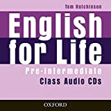 English for Life: Pre-intermediate: Class Audio CDs